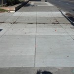 1 year later sidewalk