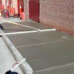 Cutting concrete joints
