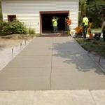 Flexi-Pave install