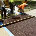 Flexi-Pave installation