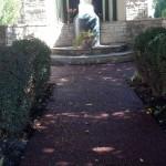 Flexi-Pave walkway
