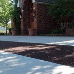 Flexi-Pave at St. Pats church