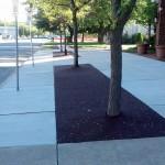 Concrete and Flexi-Pave